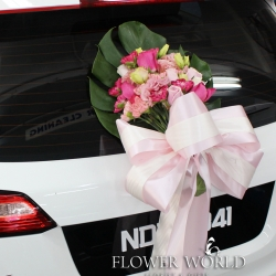 Bridal Car Decoration