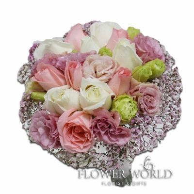 Roses Bridal Bouquet